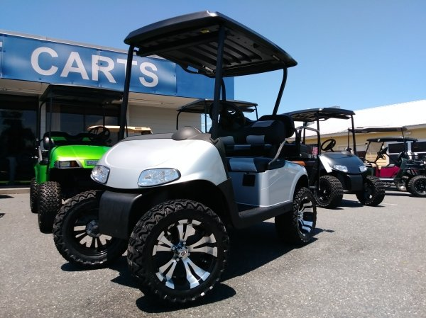 Gas VS Electric golf carts Who Buys Golf Carts Near Me on