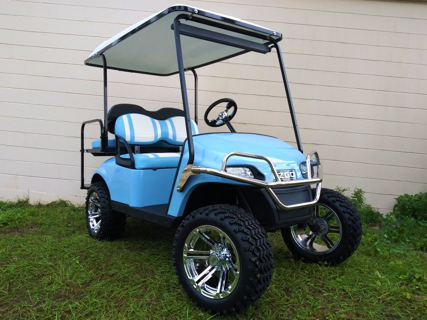 Electric Cart Inventory Golf Carts For Sale In Florida North Florida Golf Carts